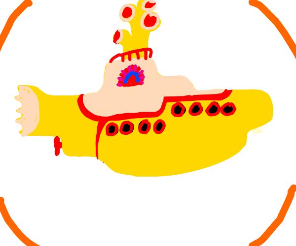 Hippie submarine