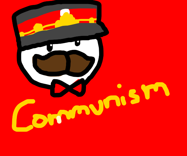 Communist pringles