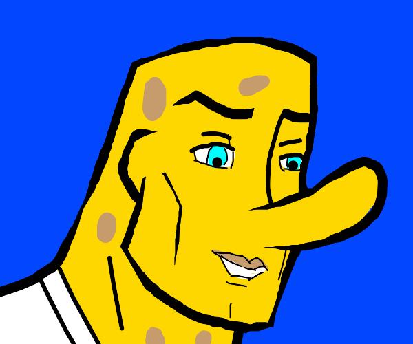 Sexy SpongeBob