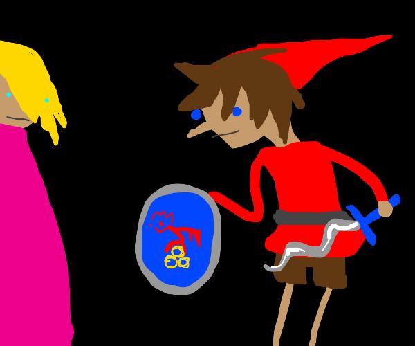 Bootleg Zelda