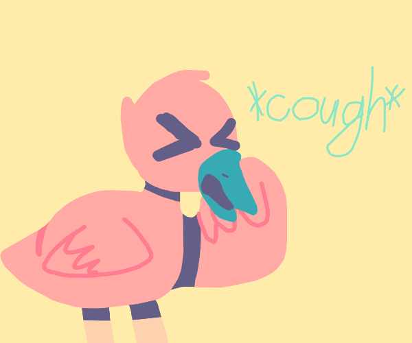 A Duck Coughed