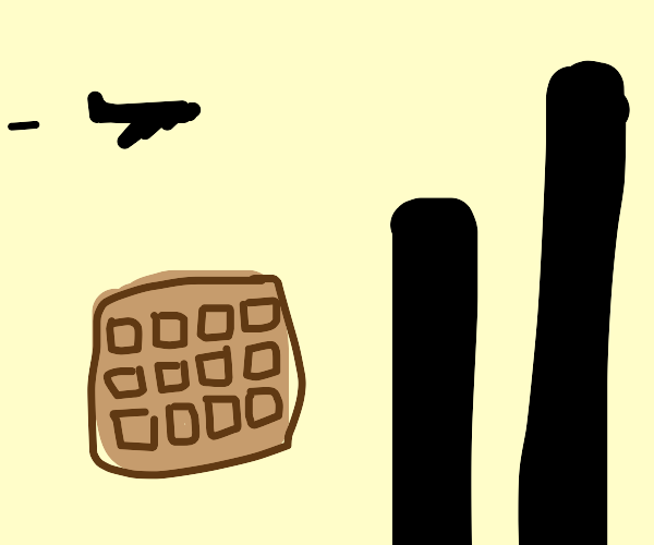 9/11 with waffles