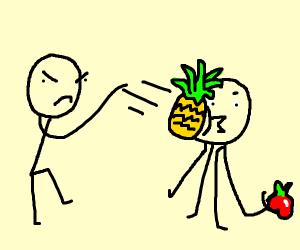 fruit fight