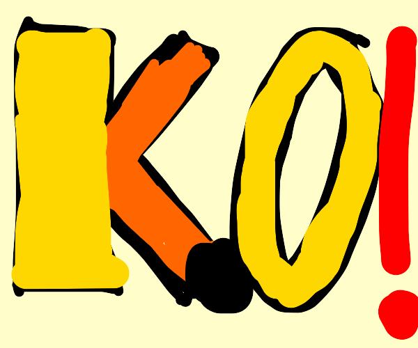 KO (OK KO!)