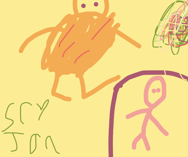 This is SPARTA with Garfield and Jon