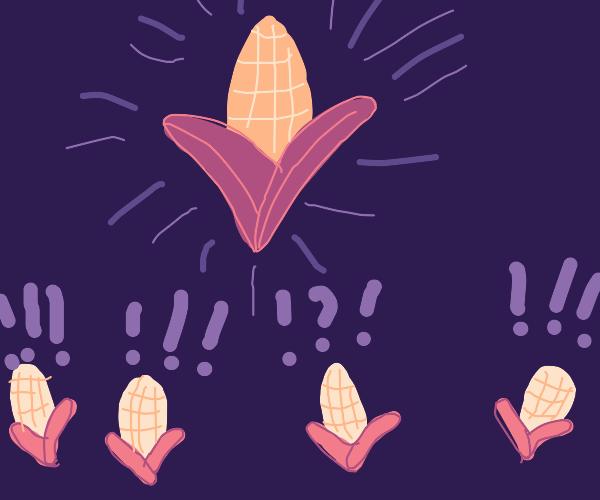 the mighty corn surprises tiny corns