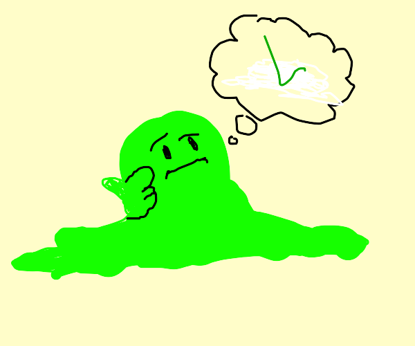 Blob Thinks That Cocaine May Be Illegal