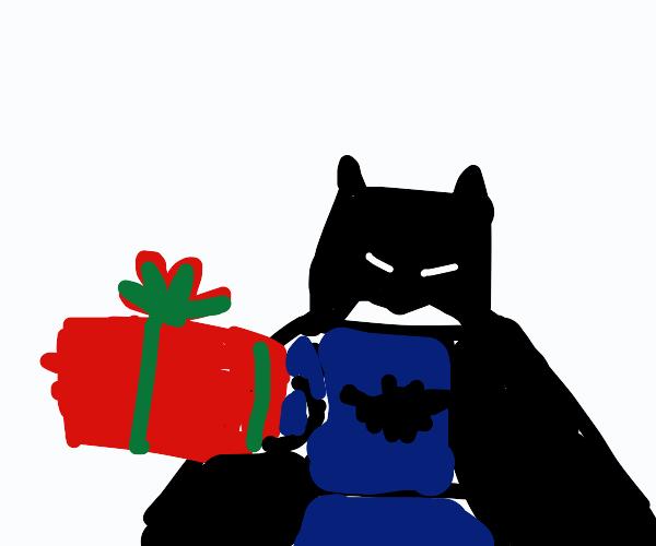 lego batman suprises you