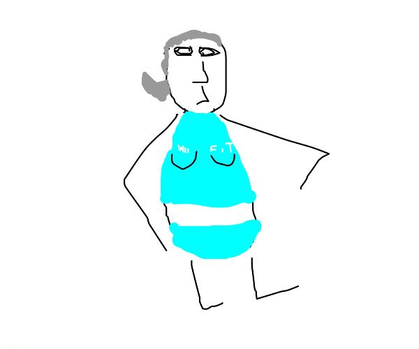 Wii Fat Trainer