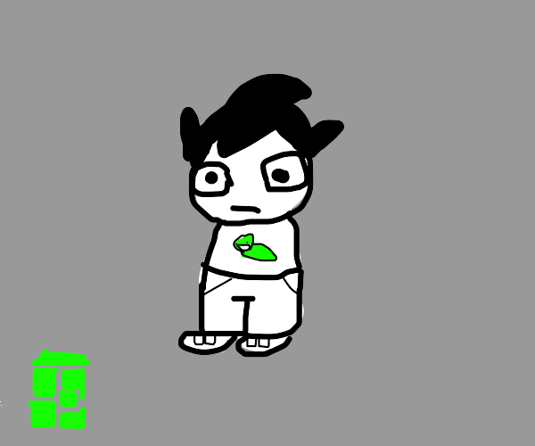 John Egbert (homestuck)