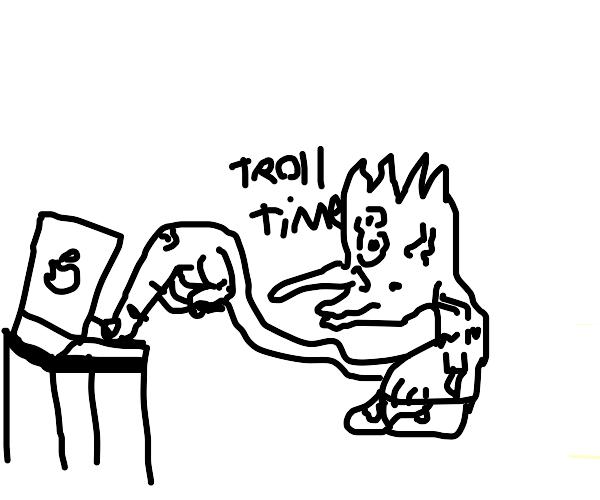 Bart Trolling