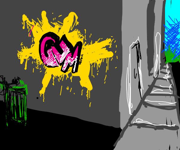 Graffiti Gum