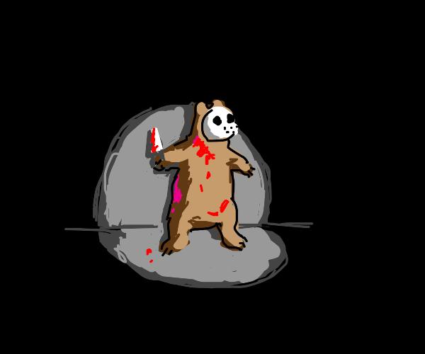 bear murderer
