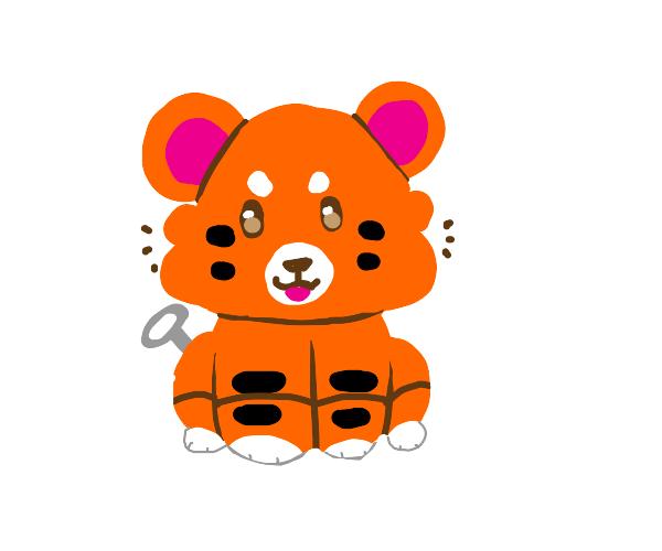 Toy tiger
