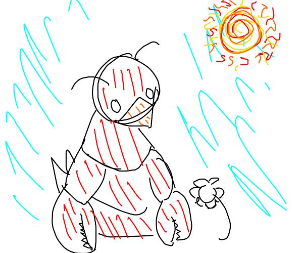 Lobster bird