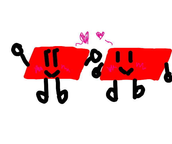 Two Lovely Trapezoids
