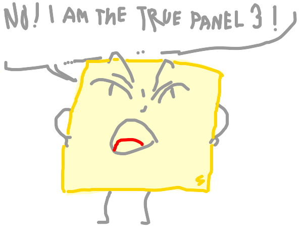 This is the true panel 3