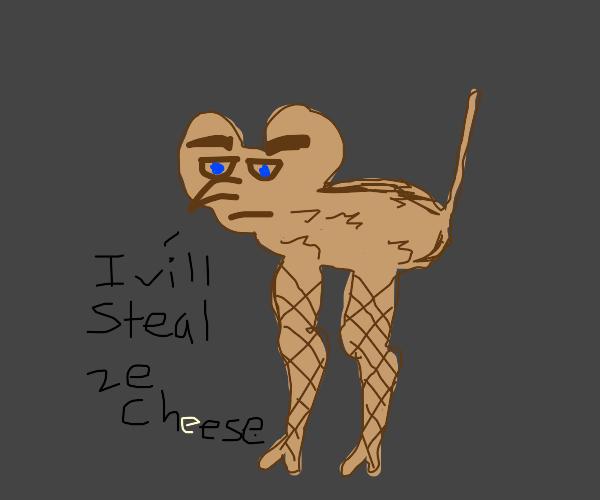 Mouse gru