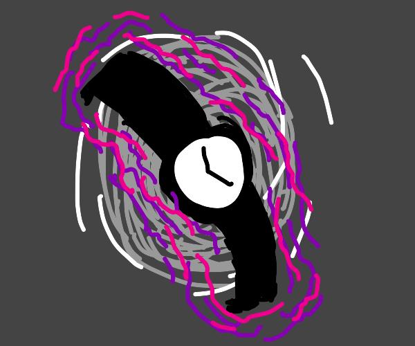 magical watch