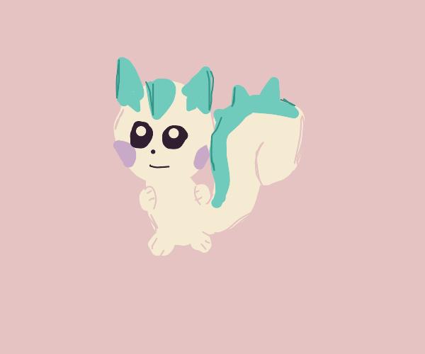 Pachirisu (pokemon!)