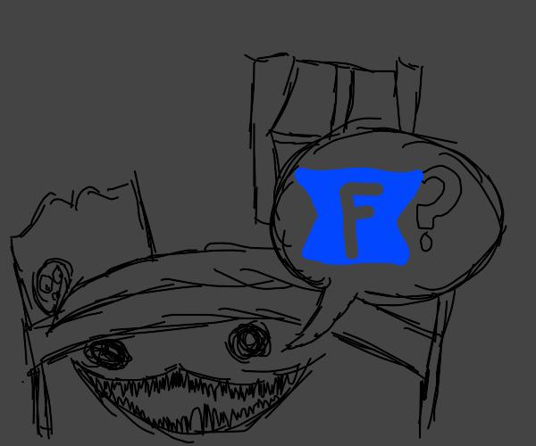 sleep paralysis demon asking u about fortnite
