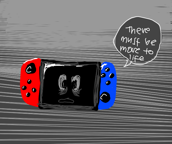 Existential Nintendo switch