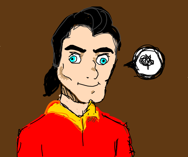 Gaston from disney