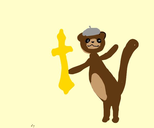 Catholic monkeys