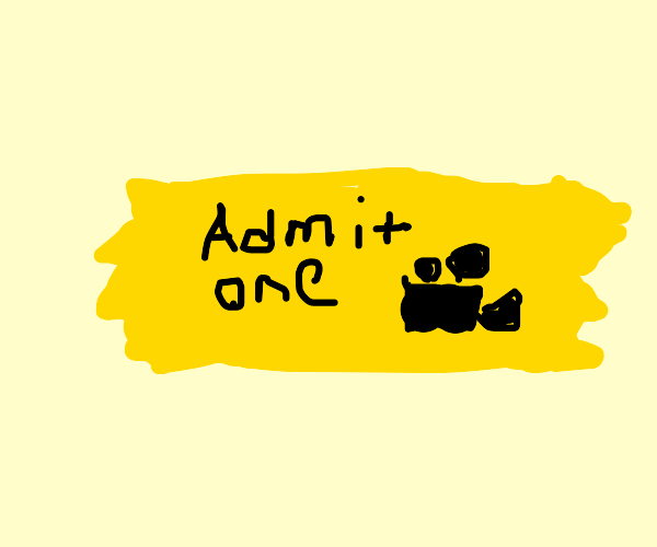 golden movie ticket