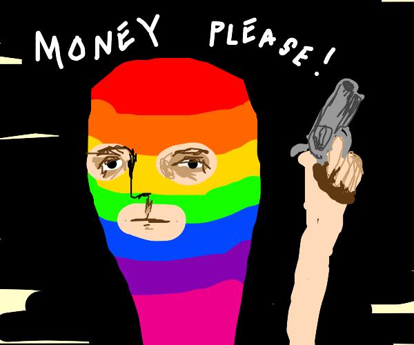BE GAY DO CRIMES