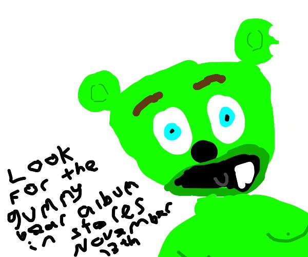 Gummibar