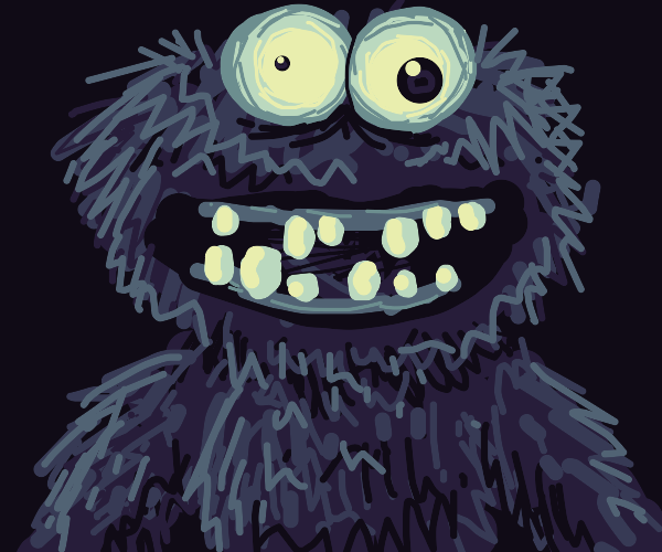 Cookie Monster is in the next FNAF game