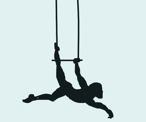 Trapeze!