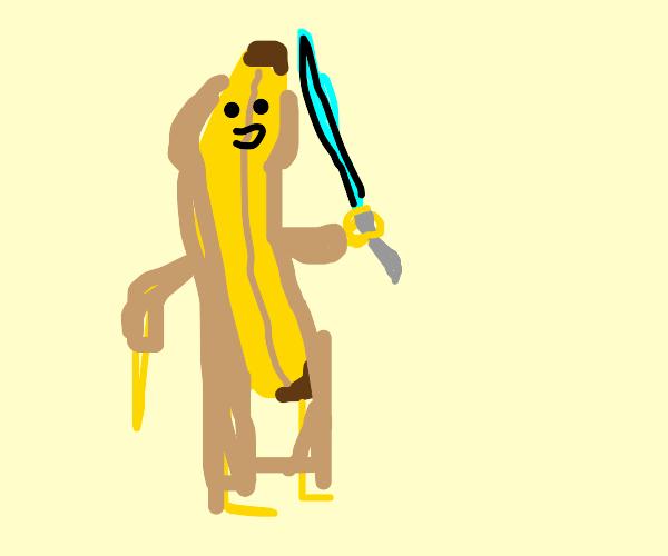 jedi banana