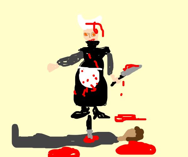killer maid