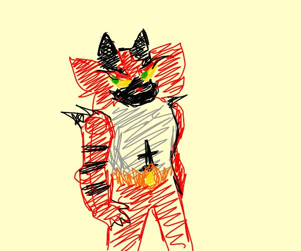 Incineroar (pokemon)