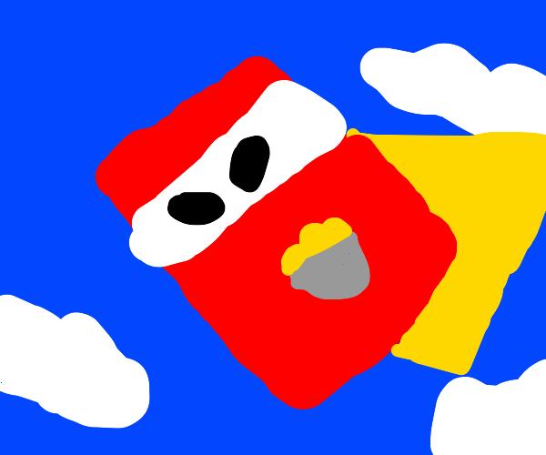 Superhero cereal