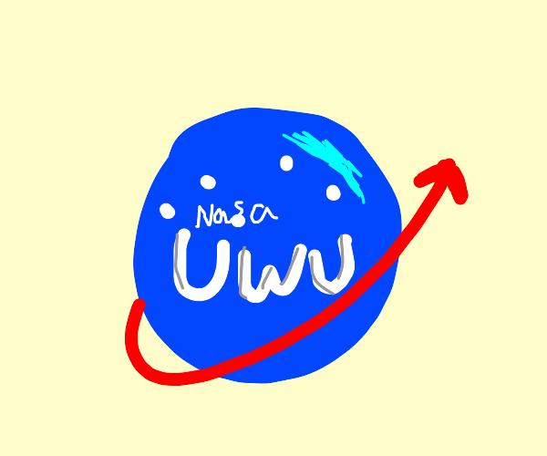 the NASA logo