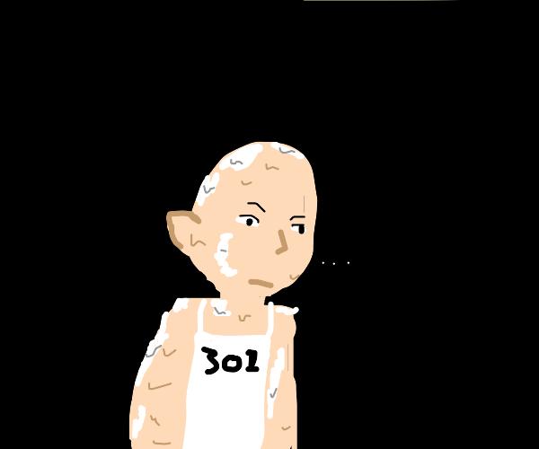 Oily Olympian