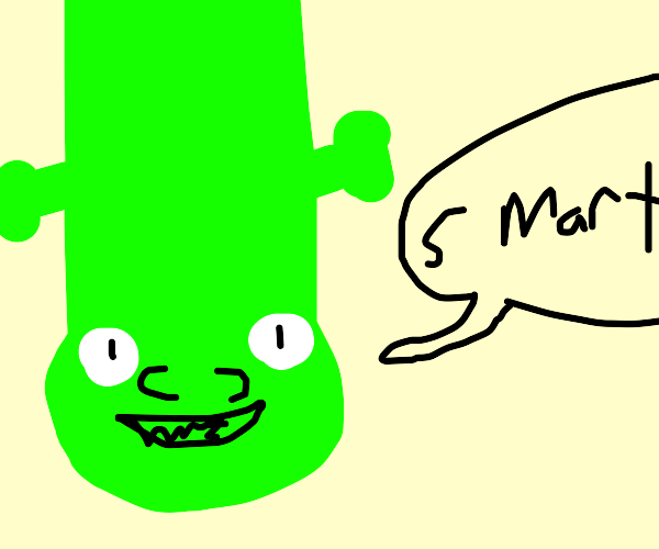 Shrek and Fiona get smart