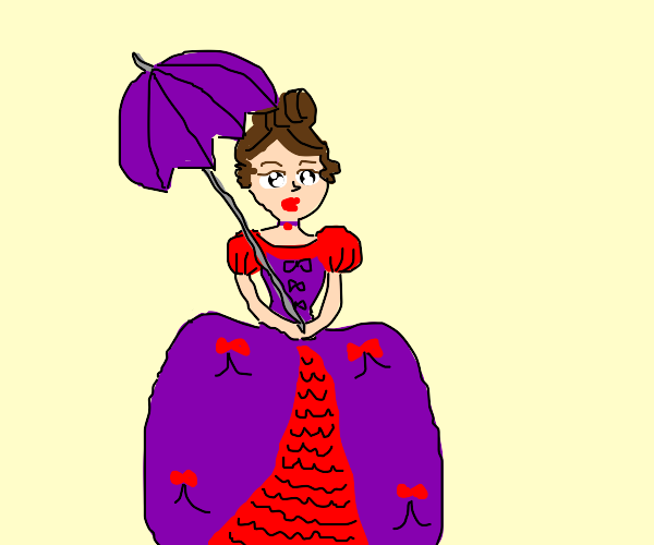 1700s girl