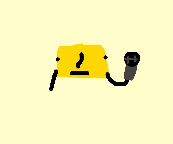 Yellow Man Rapper