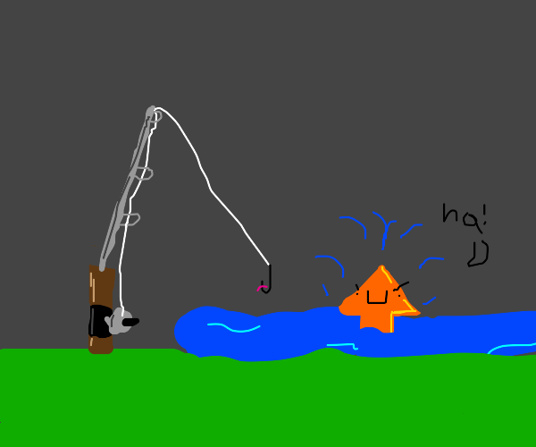 Fishing for upovotes