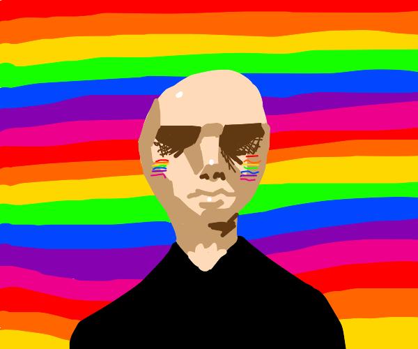 lgbt bald people