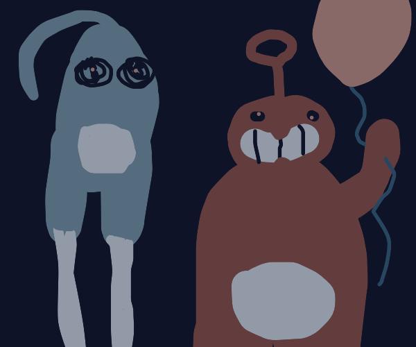 creepytubbies