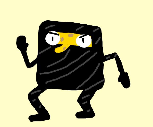 Spongebob ninja