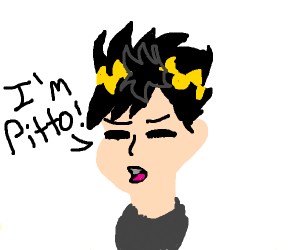 Dark Pit saying he is Pittoo