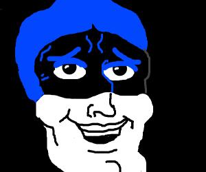 deltarune blue guy