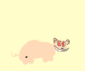 Possession pig