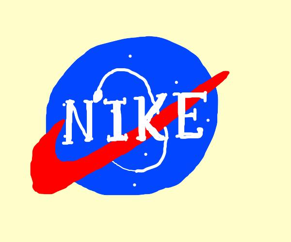 SHOE COMPANYS GO TO SPACE